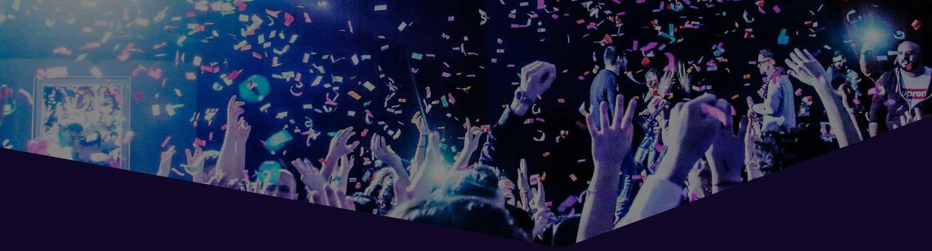 Black Hole Milano | Discoteche e night club a Milano per feste e musica dal vivo | Discoteca Milano Festa Compleanni